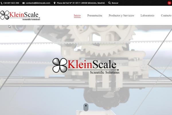 Acuerdo de colaboración con KleinScale