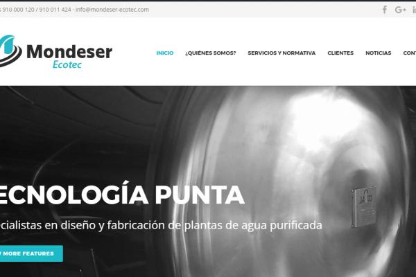 Estrenamos nueva web corporativa